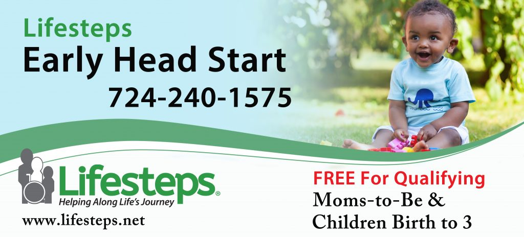 Beaver County Early Head Start • Lifesteps